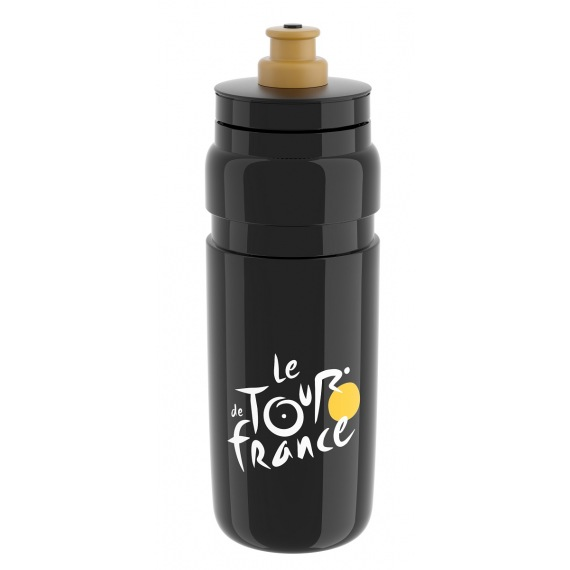 Tour de France fľaša 750ml čierna 2018