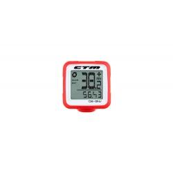 CTM tachometer Silicone červená