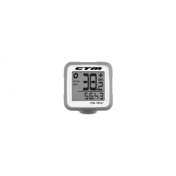 CTM tachometer Silicone šedá