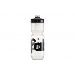 FABRIC fľaša 600ml 2019 Black Transparent/White