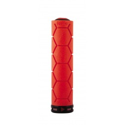 FABRIC gripy Silicone Lock On Red
