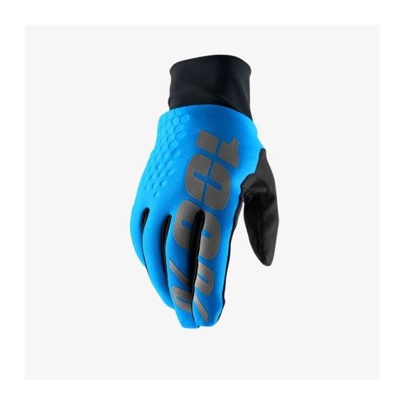 100% rukavice Hydromatic Brisker Blue 2018