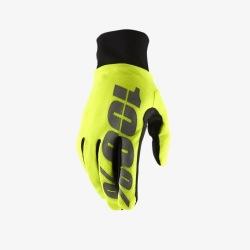 100% rukavice Hydromatic Yellow