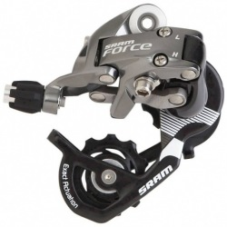 SRAM prehadzovačka FORCE 10sp Short Carbon