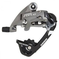 SRAM prehadzovačka FORCE 10sp Medium Carbon