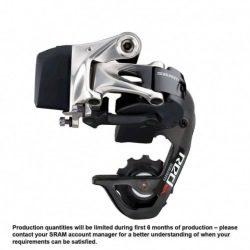 SRAM prehadzovačka RED eTAP 11sp Short