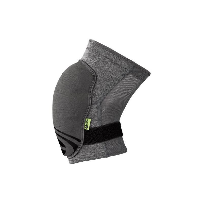 6a14996eb IXS chrániče kolien Flow Zip Grey - Houseofbike