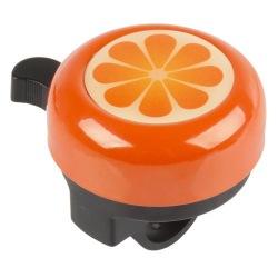 M-Wave detský zvonček 3D pomaranč