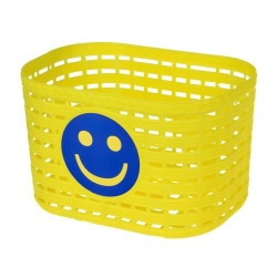 M-WAVE detský kôš žltá