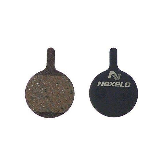 NEXELO brzdové platničky Magura semimetalické