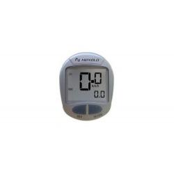 NEXELO tachometer C6 strieborný