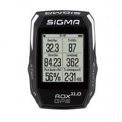SIGMA tachometer Rox 11.0 GPS set