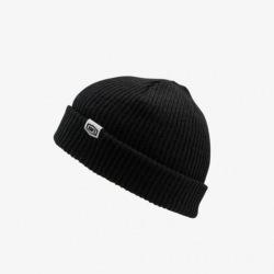 100% čiapka Mutiny Cuff Black 2018