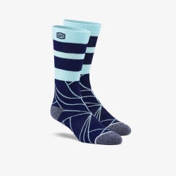 100% ponožky Fracture Athletic Navy