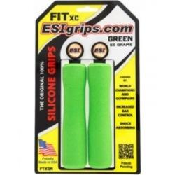 ESI gripy Fit XC zelené