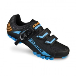 EXUSTAR tretry SM308AB Black/Blue/Orange
