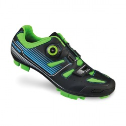 EXUSTAR tretry SM3136 Black/Green/Blue