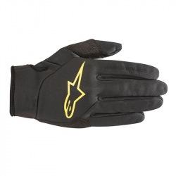 ALPINESTARS rukavice Cascade Gore-Tex Windstopper Black Acid Yellow