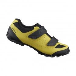Shimano tretry SHME100 Yellow