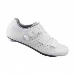 Shimano dámske tretry SHRP301 White