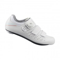 Shimano dámske tretry SHRP400 White