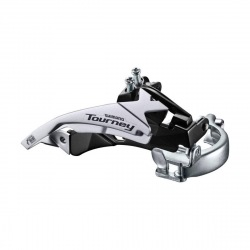 SHIMANO prešmykač Tourney TY500 3x6/7sp Top Swing