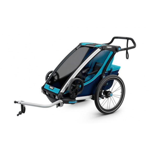 THULE detský vozík CHARIOT CROSS1 MODRÝ