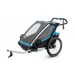 THULE detský vozík CHARIOT SPORT2 ZELENÝ