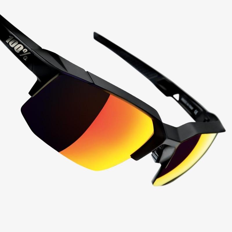 082db2d39 100% cyklistické slnečné okuliare Speedcoupe Cherry Palace HiPer strieborné zrkadlové  sklá ...
