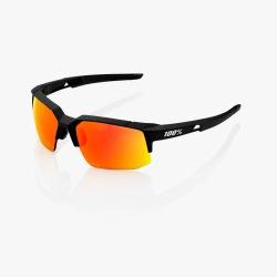 100% cyklistické slnečné okuliare Speedcoupe Cherry Palace HiPer strieborné zrkadlové sklá