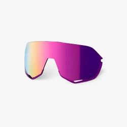 100% náhradné sklo S2 fialové zrkadlové