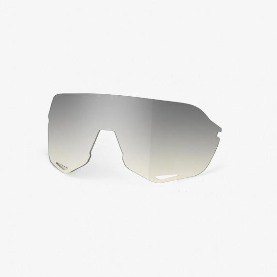 100% náhradné sklo S2 zelené zrkadlové