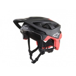ALPINESTARS prilba Vector PRO Atom Black Red