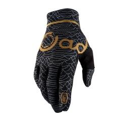 100% rukavice Celium 2 Cadence Black