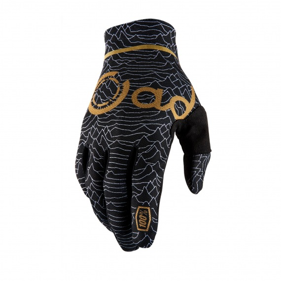 100% rukavice Celium 2 Cadence Black 2019