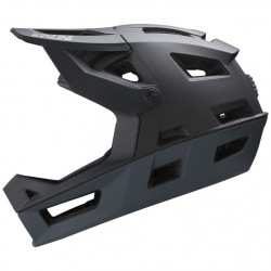 IXS prilba Trigger FF Black