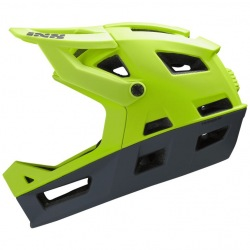 IXS prilba Trigger FF Lime