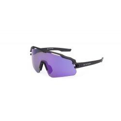 CTM okuliare Slid čierne metalické