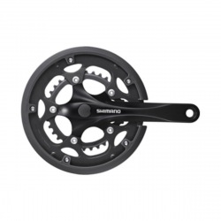 SHIMANO kľuky Claris RS200 175mm 8sp 50/34