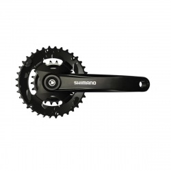 SHIMANO kľuky Altus MT101 9sp 175mm 36/22z.