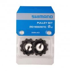 SHIMANO kladky prehadzovačky RD9000/9070