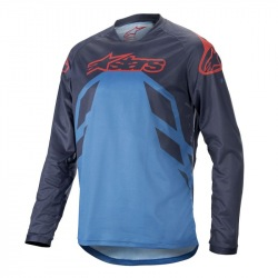 ALPINESTARS dres Racer V2 LS BLACK / ANTHRACITE / GREY