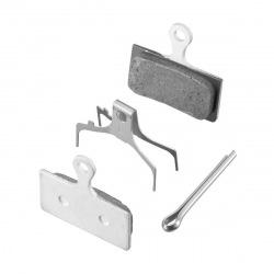 SHIMANO brzdové platničky metal G04Ti