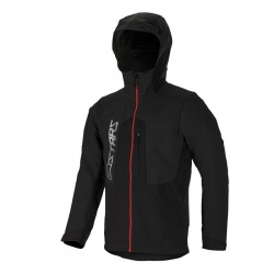 ALPINESTARS bunda Nevada Wind Black Red