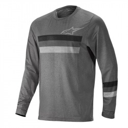ALPINESTARS Dres Alps 6.0 LS MELANGE/DARK GRAY/BLACK