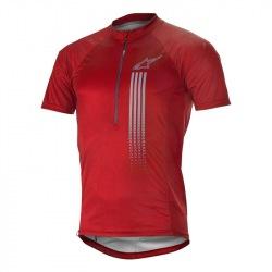 ALPINESTARS Dres Elite V2 SS Bright Red