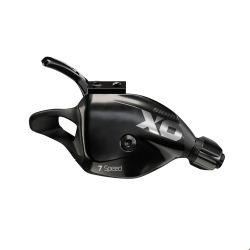 SRAM radenie X01 DH pravé čierne 7kolo