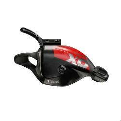 SRAM radenie X01 DH pravé červené 7kolo