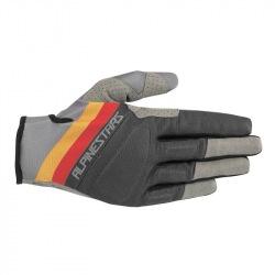 ALPINESTARS rukavice Aspen Pro ANTHRACITE/STILLWATER/RED/OCHRE