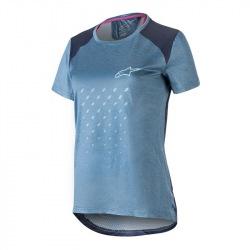 ALPINESTARS dámsky dres Stella Alps 6.0 MID BLUE
